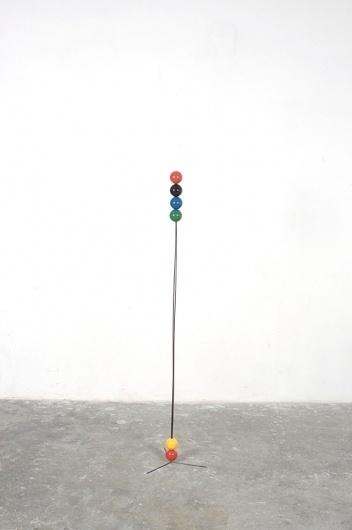 Henk Visch #balls #sculpture #art