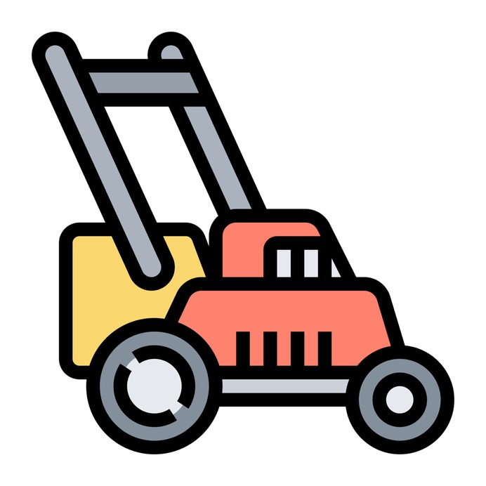 See more icon inspiration related to grass, furniture and household, farming and gardening, lawnmower, trimming, gardening, equipment, garden, farming, trim, farm and vehicle on Flaticon.
