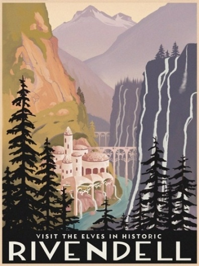 The Art of Steve Thomas « These Old Colors™ #rings #steve #of #design #retro #lord #thomas #the