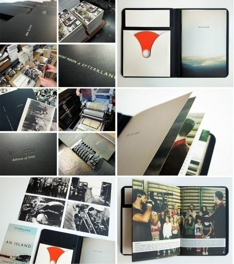 Efterklang & Vincent Moon #packaging #design #music #dvd