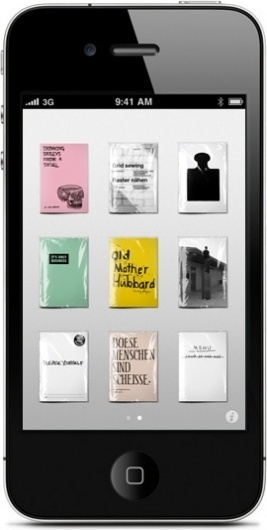 Nieves for iPhone, iPod touch and iPad #juxtaposition #nieves #iphone #digital #app