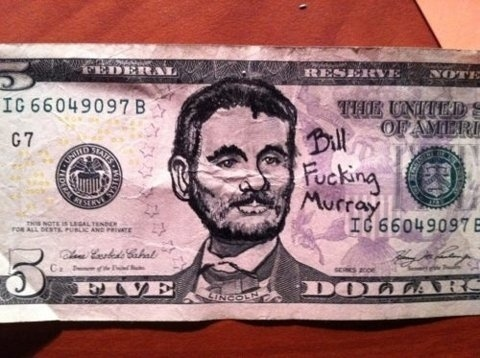 FFFFOUND! #bill #murray