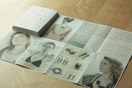 design work life » Bravo Company: By Invite Only #identity #brochure