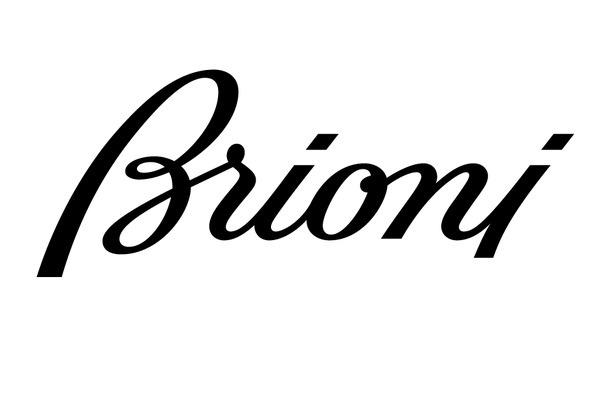 Logotypes Porchez Brioni #lettering #porchez #logo #custom #type #typography
