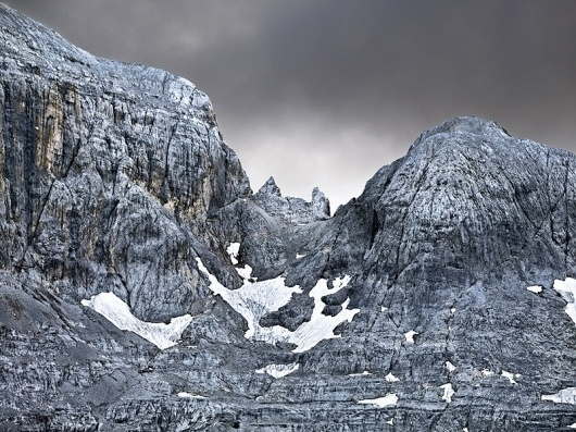 but does it float #snow #cliff #rocks #photography #mountains
