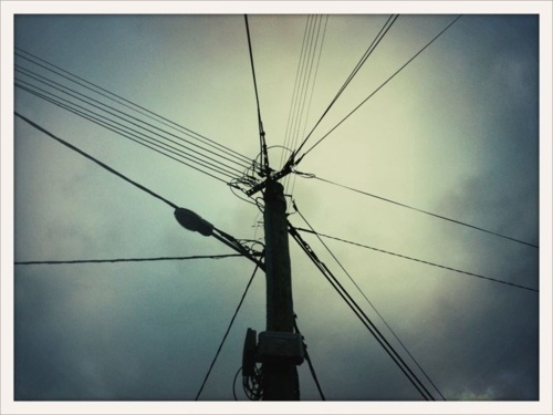 MODERNISMISM | Everything Is Connected #connected #sky #retro #lomo #vintage