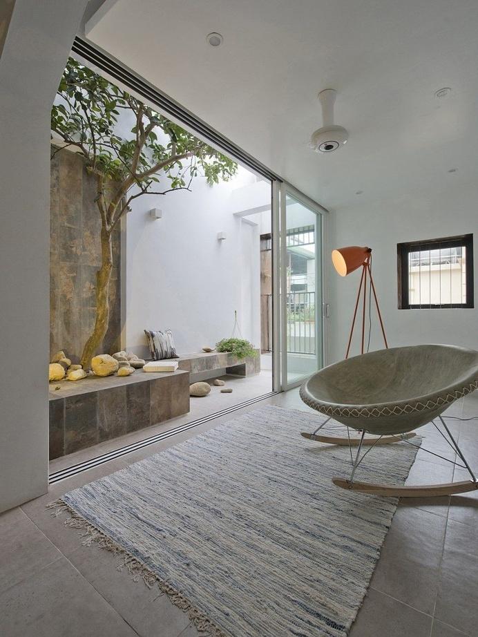 Urban House Block in Hanoi by Landmak Architecture 7