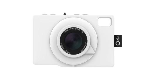 theQ Camera by theQ #modern #design #minimalism #minimal #leibal #minimalist