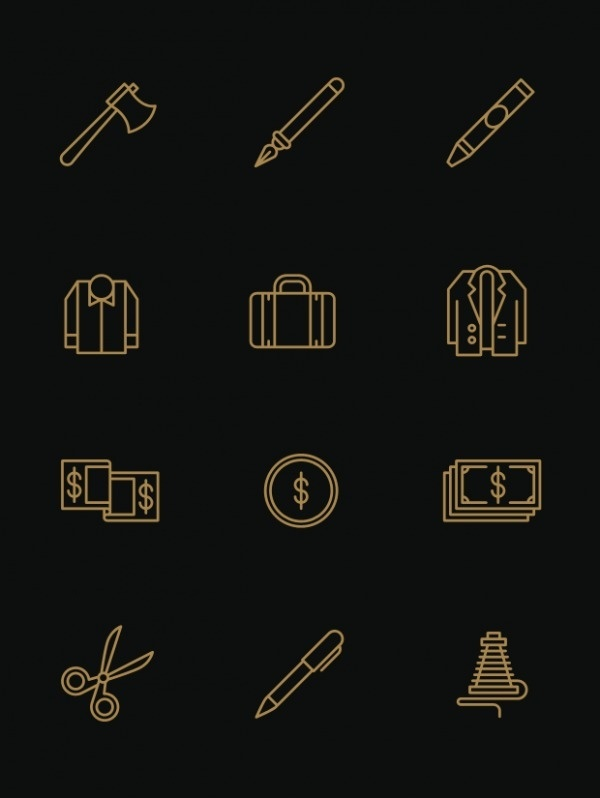 Tim Boelaars — Monicons 2 – 100 icons