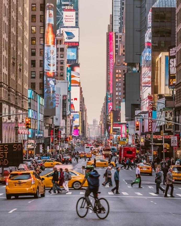 Times Square by @javanng