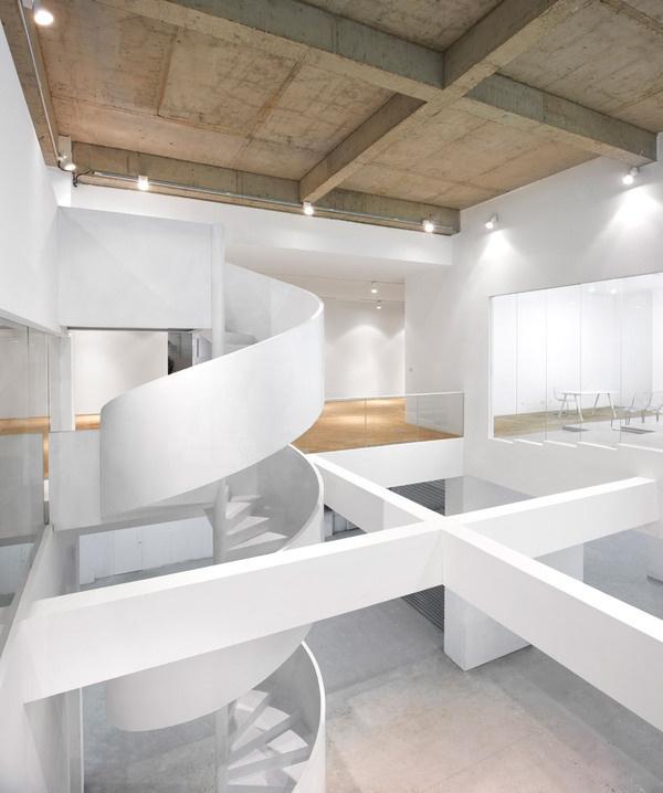nie yong + yoshimasa tsutsumi renovate THT daxing office #office