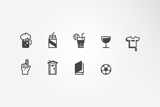 Pictograms & Icons on the Behance Network