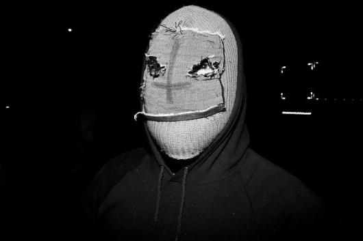 Bar Secreto « Surface to Air #portrait #mask