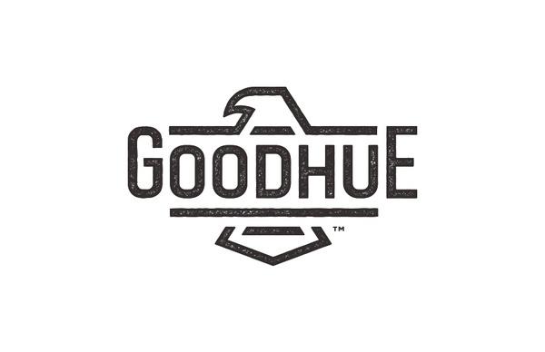Goodhue Logo #logo #vector #typography