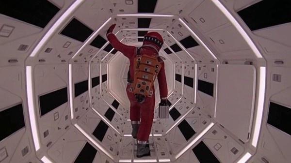 Kubrick – One Point Perspective – Fubiz™ #2001