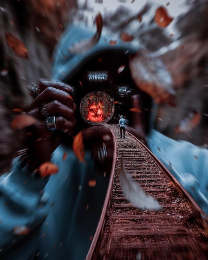 Dreamlike Photo Manipulations by Georges Armando Amazo