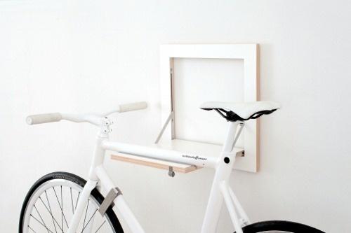bike5 #interior #inspirational #creative #design #home #bike #rack #cool