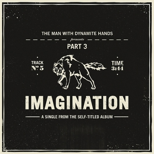The Man With Dynamite Hands #cover #album