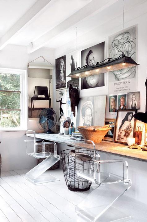 desire to inspire desiretoinspire.net #interior #chairs #design #desk #deco #decoration
