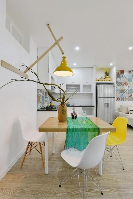 Artistic Interior Space