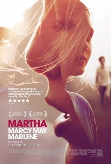 MARTHA MARCY MAY MARLENE 1 Sheet poster   Flickr - Photo Sharing! #poster #movies #girl