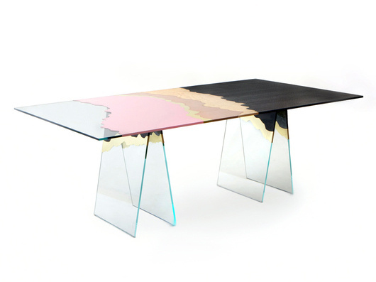 table_de_milan_rgb2, Atelier Biagetti #glass #furniture #laminate #plastic #table