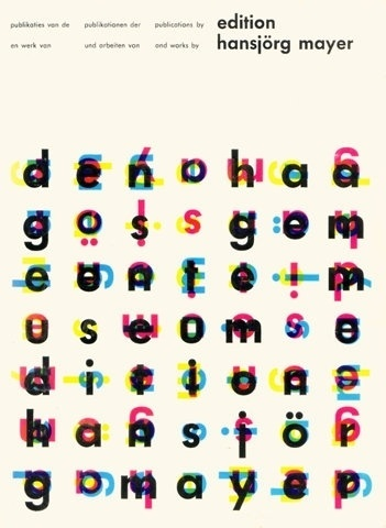 FFFFOUND! | Karl Martens, Graphic Novelthis isn't happiness.™ #cmyk #poster #typography