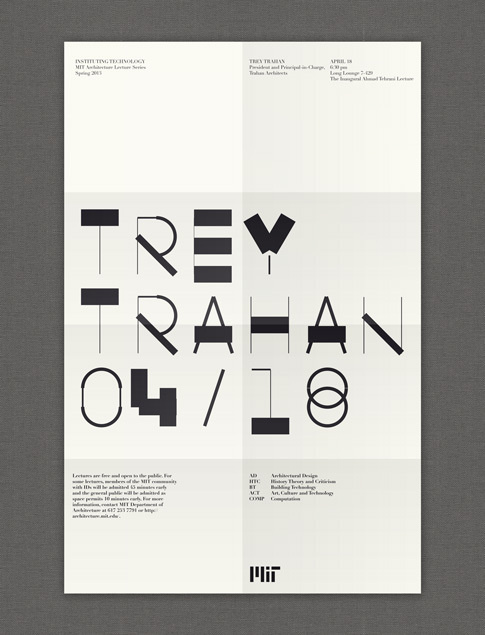 TwoPoints.Net Sketch for 2013 MIT Architecture Lecture Series #poster