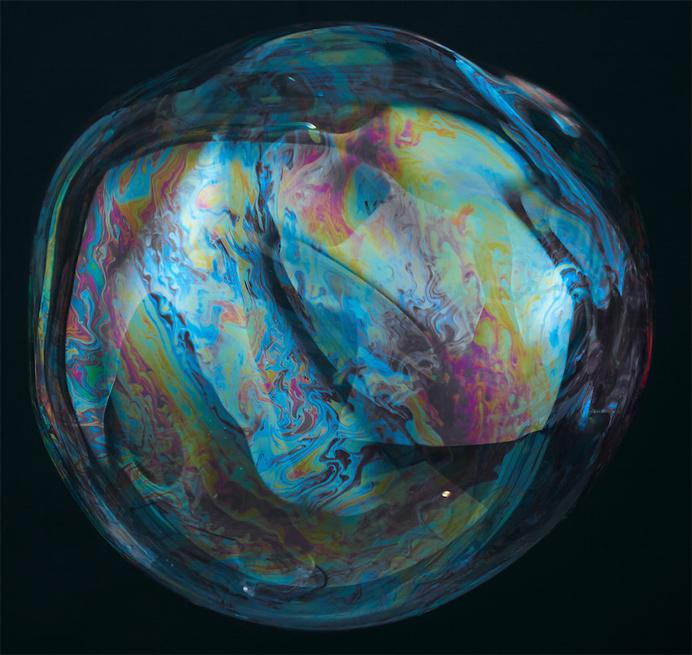 bubble texture