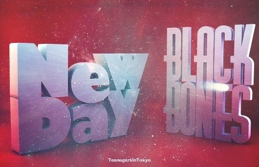 All sizes | blackbones | Flickr - Photo Sharing! #music #type #design #graphic