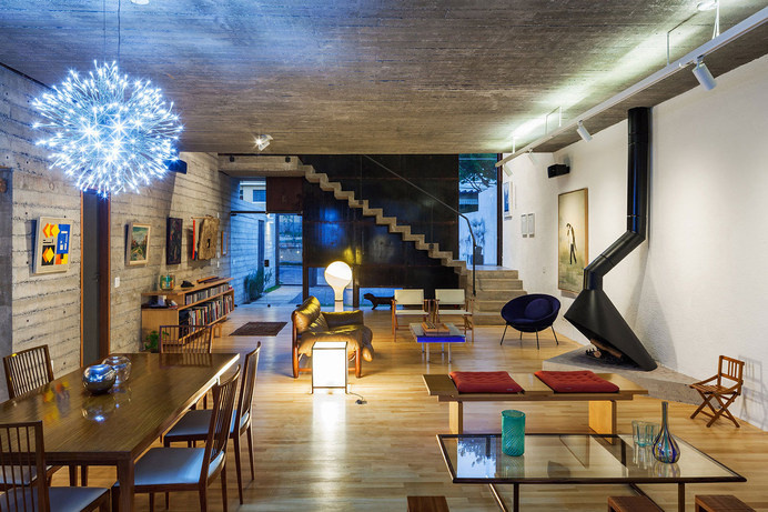 Architecture and interior design for freshness and positive emotion Pepiguari Home by Brasil Arquitetura - www.homeworlddesign. com (14) #interior #brazil #design #home
