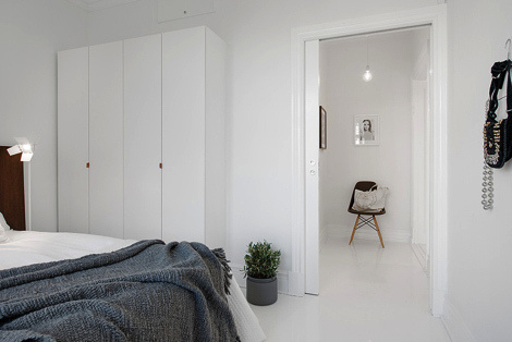 The cozy apartments in Linneshtaden #interior