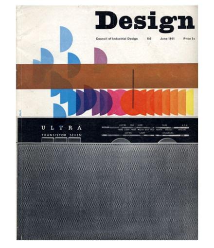 Design Magazine #colors #retro
