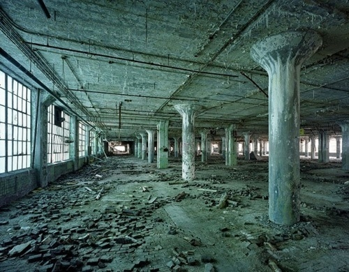 listras #detroit #yves #meffre #romain #photography #empty #marchand