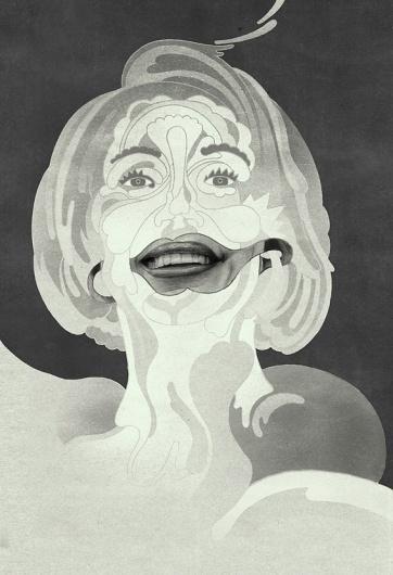 Sam Green | Illustration Studio #illustration #nancy #pelosi
