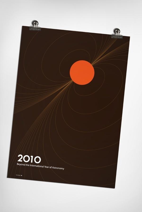 Beyond Part II excites | Graphic Designer | Simon C Page #poster
