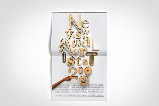 Looks like good Graphic Design Portfolio by Jessica Walsh #type #typography