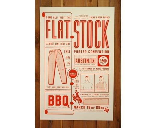 The Decoder Ring Design Concern #flat #stock #screenprint #poster