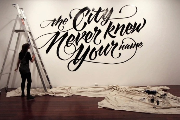LETTER INDEX – Gemma O'Brien #lettering #hand #typography
