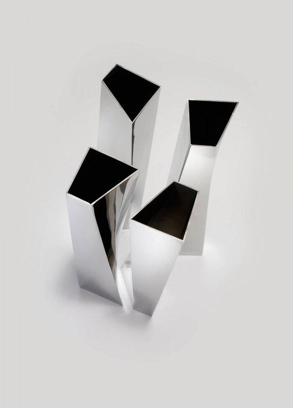 Crevasse Vase Design Zaha Hadid Architects #hadid #zaha