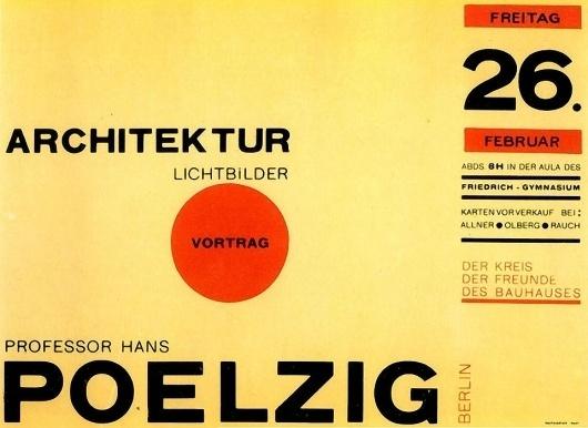 Bauhaus_lecture.jpg 960×700 pixels #bauhaus