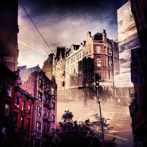 » New York + London Daniella Zalcman   Blog #new york #photography #london #multiple exposure