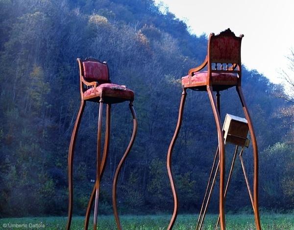 EVNI giant furniture collection #furniture #design #sculpture #art