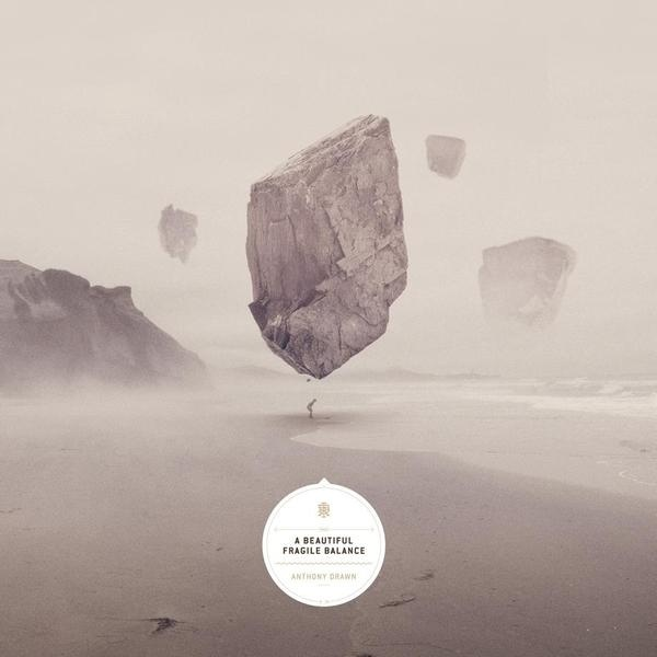 Anthony Drawn - a beautiful fragile balance #packaging #cover #lp #artwork #music