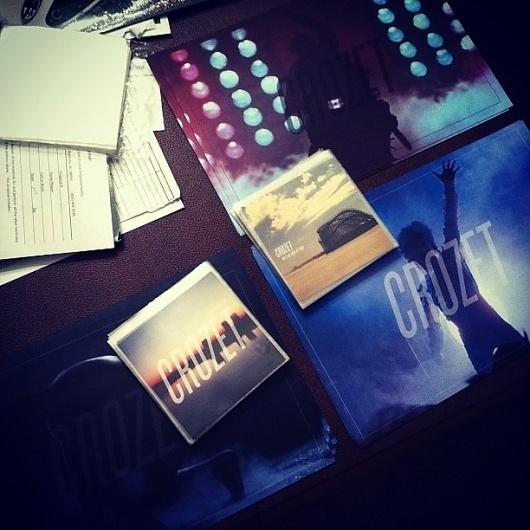 Instagram #crozet #album #merch #cover #art #poster