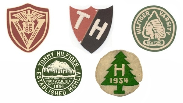 Hilfiger Patches on the Behance Network