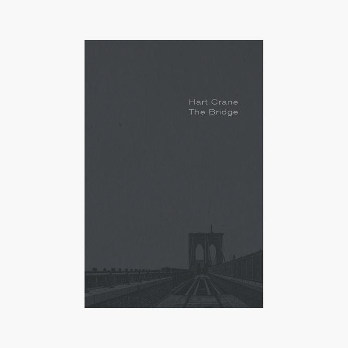 """Daniel Gray - Book design: """"The Bridge"""""""