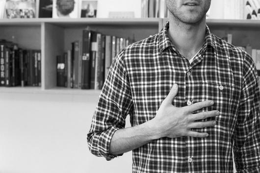 SI Exclusive: Bravo Charlie Mike Hotel | September Industry #designer #minimalism #shirt #human #helvetica