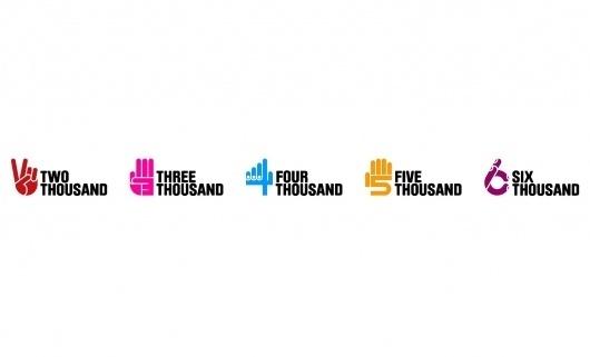 Craig & Karl - The Thousands City Guides #logo #branding