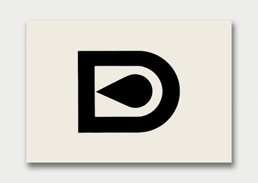 Logo Collection – Alphabet Soup, 1960s / Aqua-Velvet #logo #mono #identity #60s